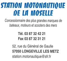 Motonautique de la Moselle